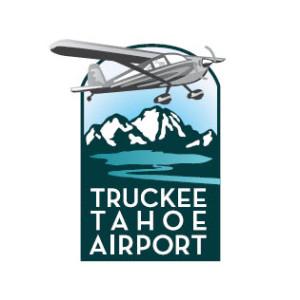 Truckee airport logo
