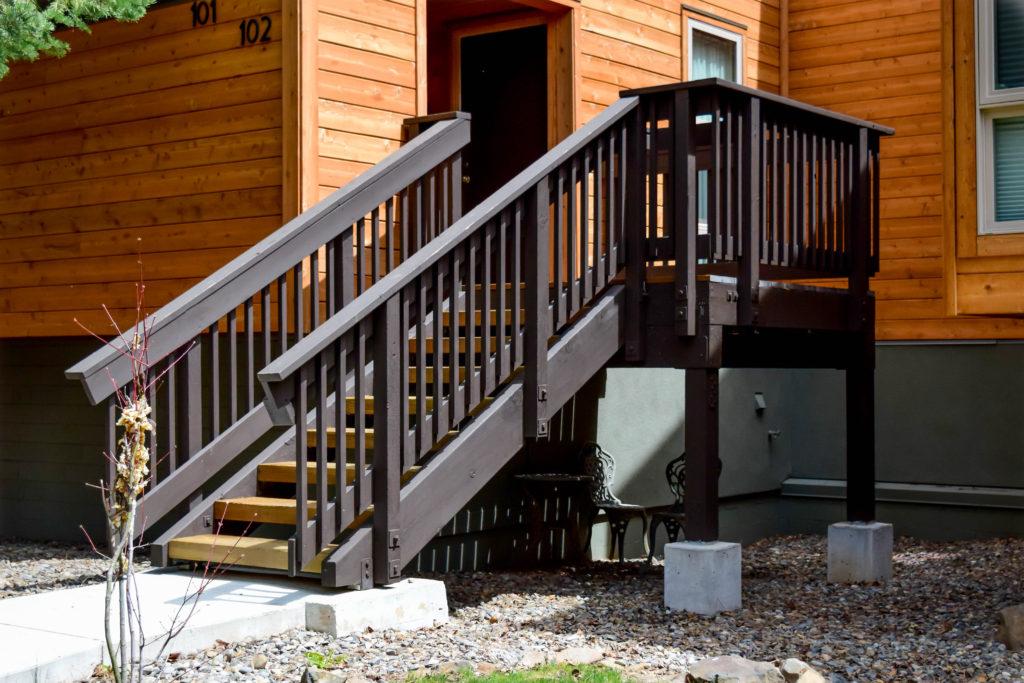 Entry Stairways Decks amp Deck Repair